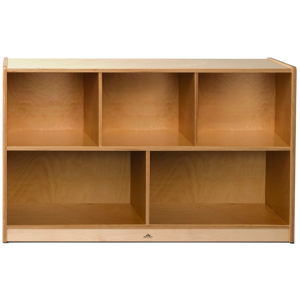 """18Mm 30"""" High Cabinet Natural Back - Whitney Brothers CH1330N"""