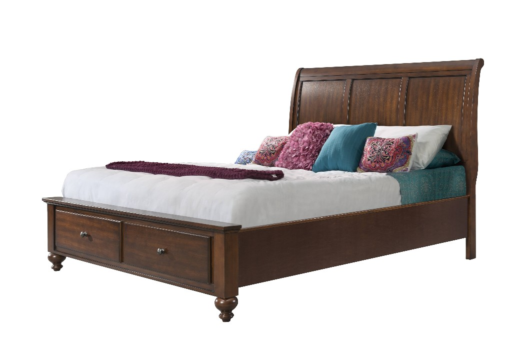 Picket House Furniture Storage Bed King Photo