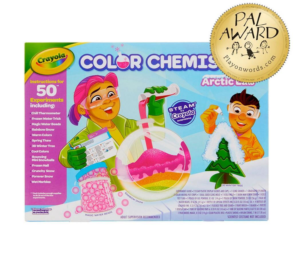 Chemistry Set, Arctic Color - CO74-7296