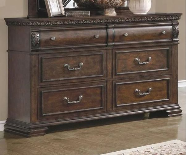 Coaster Satterfield Drawer Bedroom Dresser Coaster