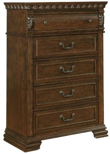 Coaster Satterfield Bedroom Drawer Chest Coaster