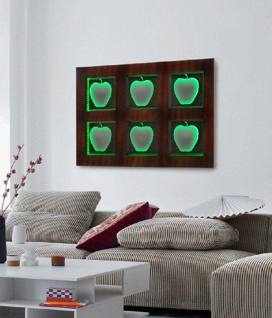 Emulation Wall Art Nova Lighting 3710239
