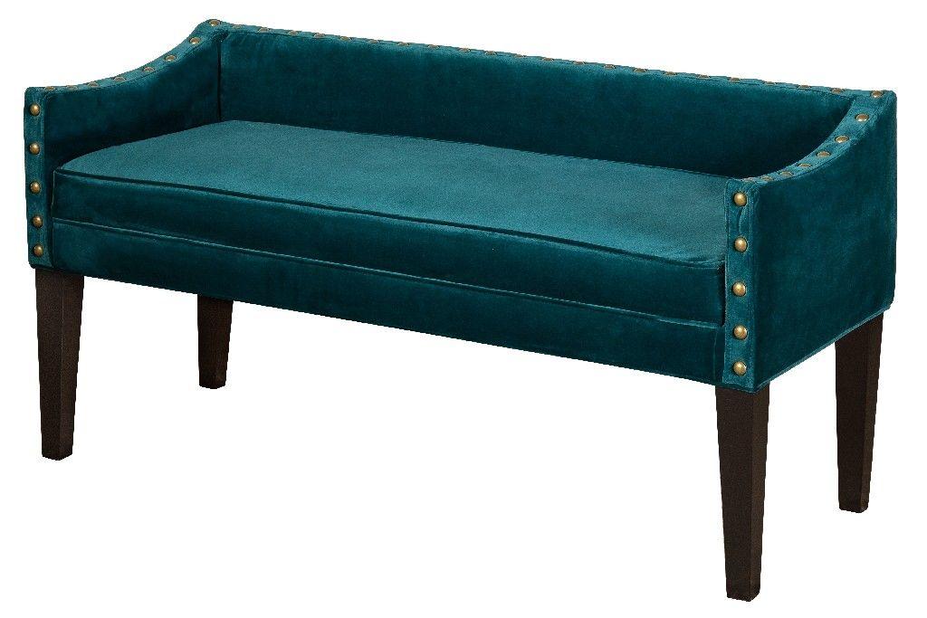 Whitney Upholstered Bench In Chantel Jasper Leffler Home 13000 02 73 01