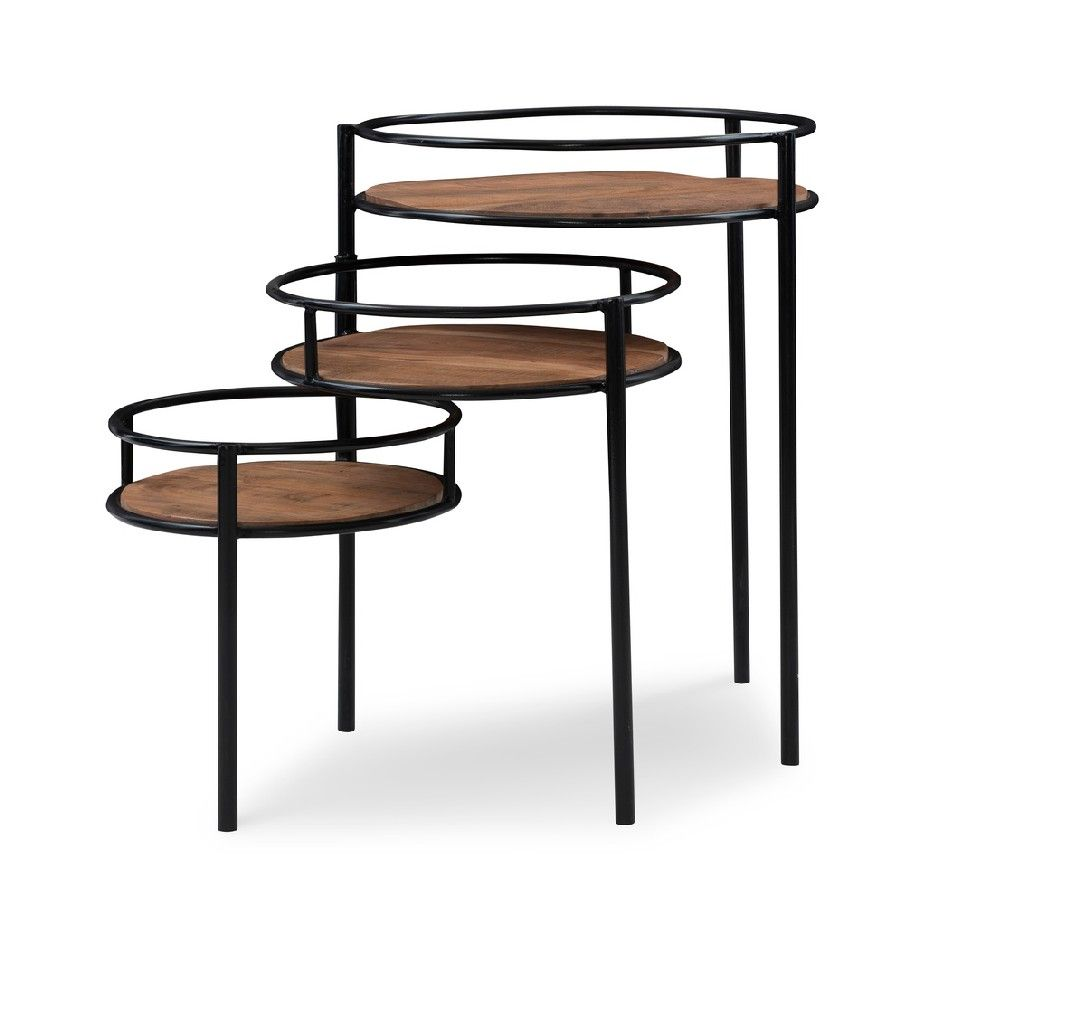 Collis Three Tiered Plant Stand Powell D1247a19p