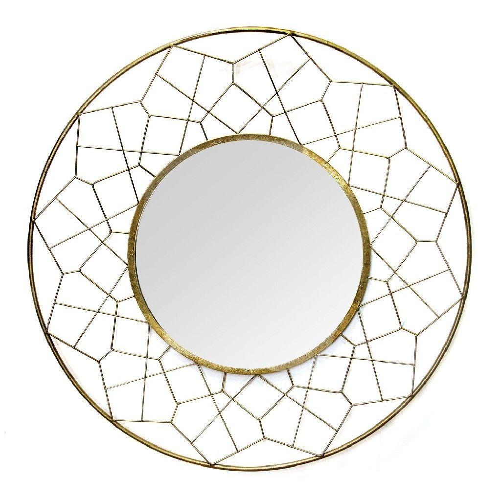 Aimee Mirror Stratton Home Decor S21007