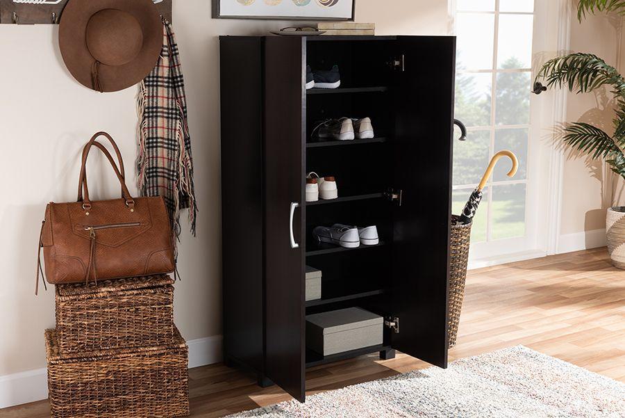 Brown Baxton Studio Storage