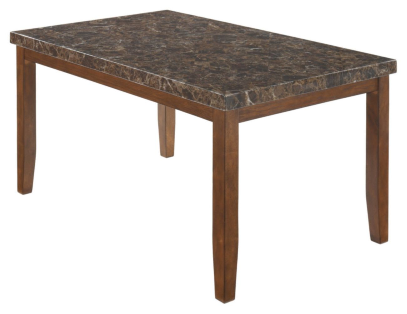 Signature Design Lacey Rectangular Dining Room Table Ashley Furniture D328 25