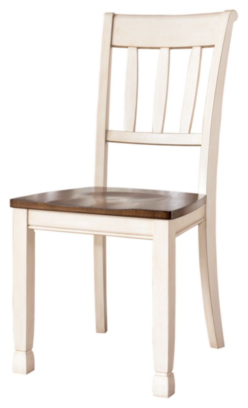 Signature Design Whitesburg Dining Room Side Chair Set Of 2 Ashley Furniture D583 02