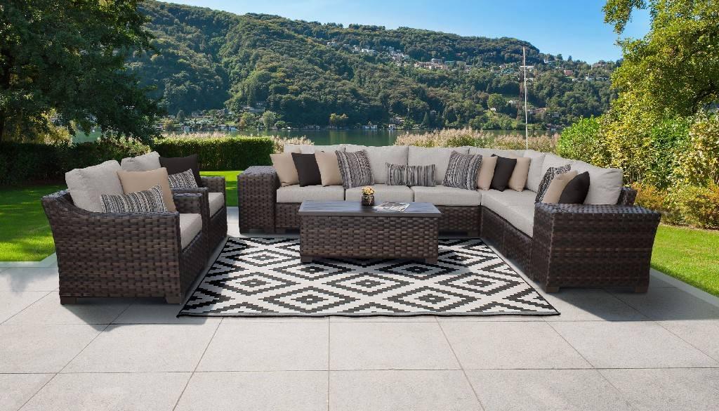 Kathy Ireland Homes Gardens River, Garden Classics Patio Furniture