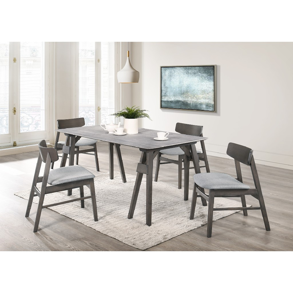 Picket House Dining Set Table Chairs