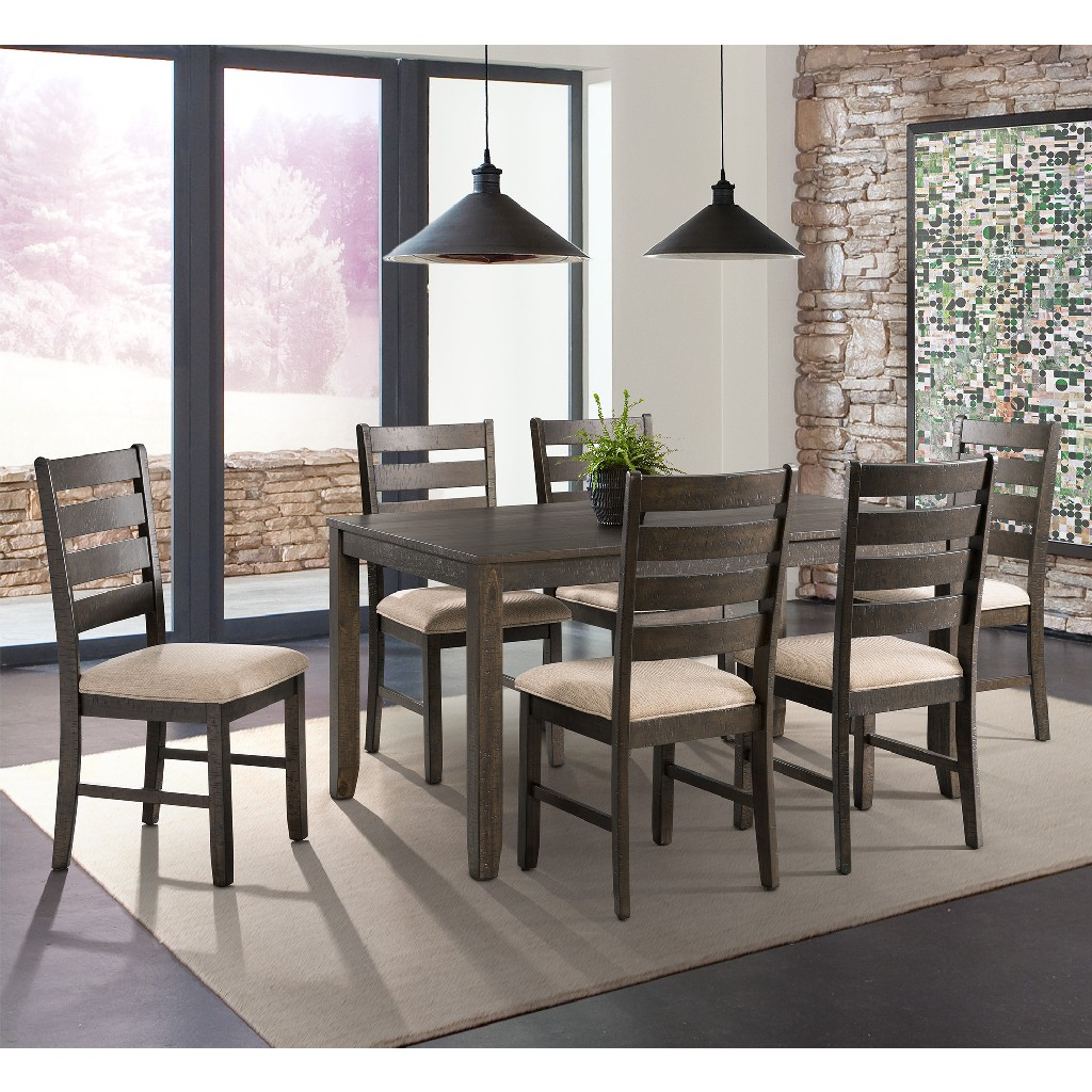 Picket House Furniture Dining Set Table Chairs Photo
