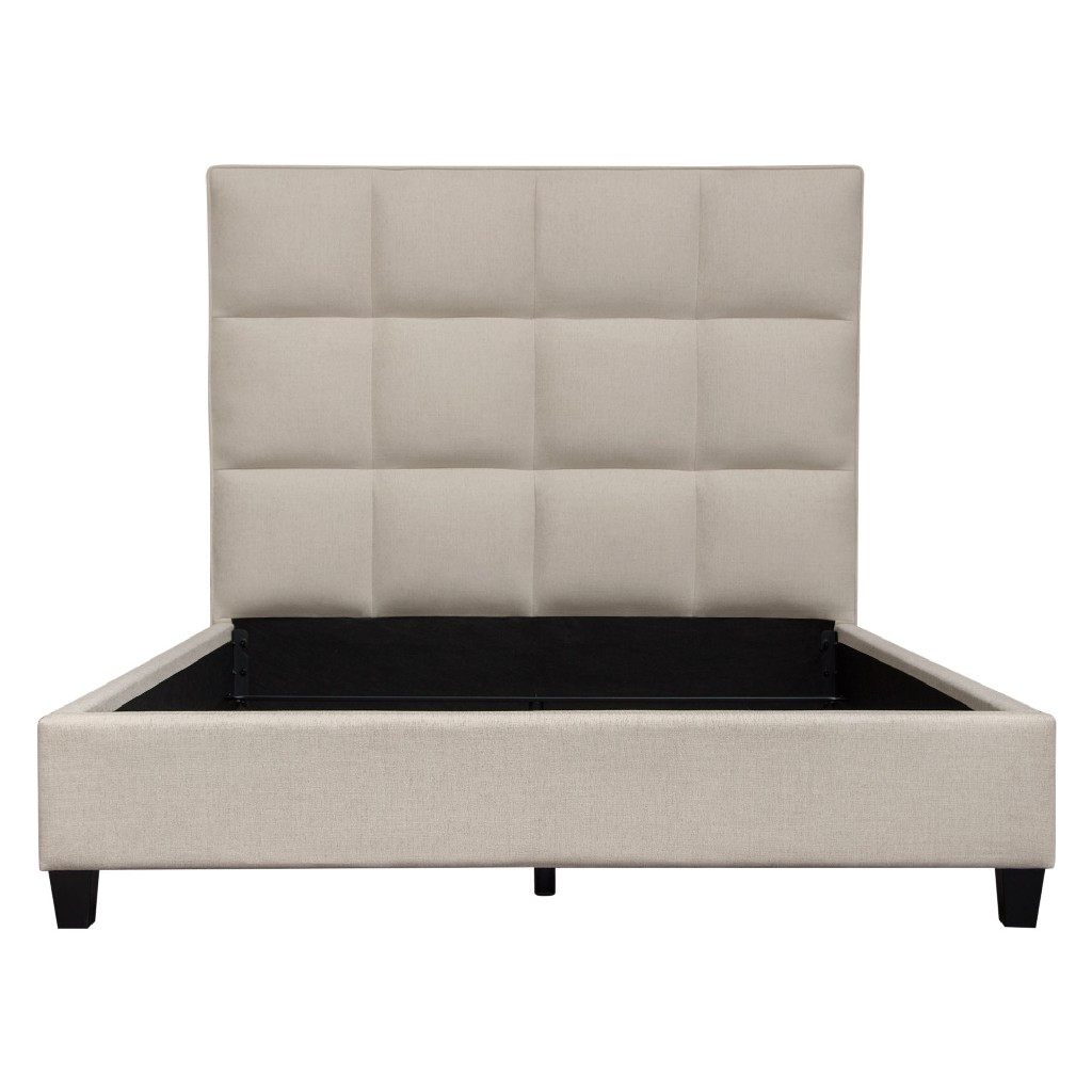 Diamond Sofa Tufted Queen Bed