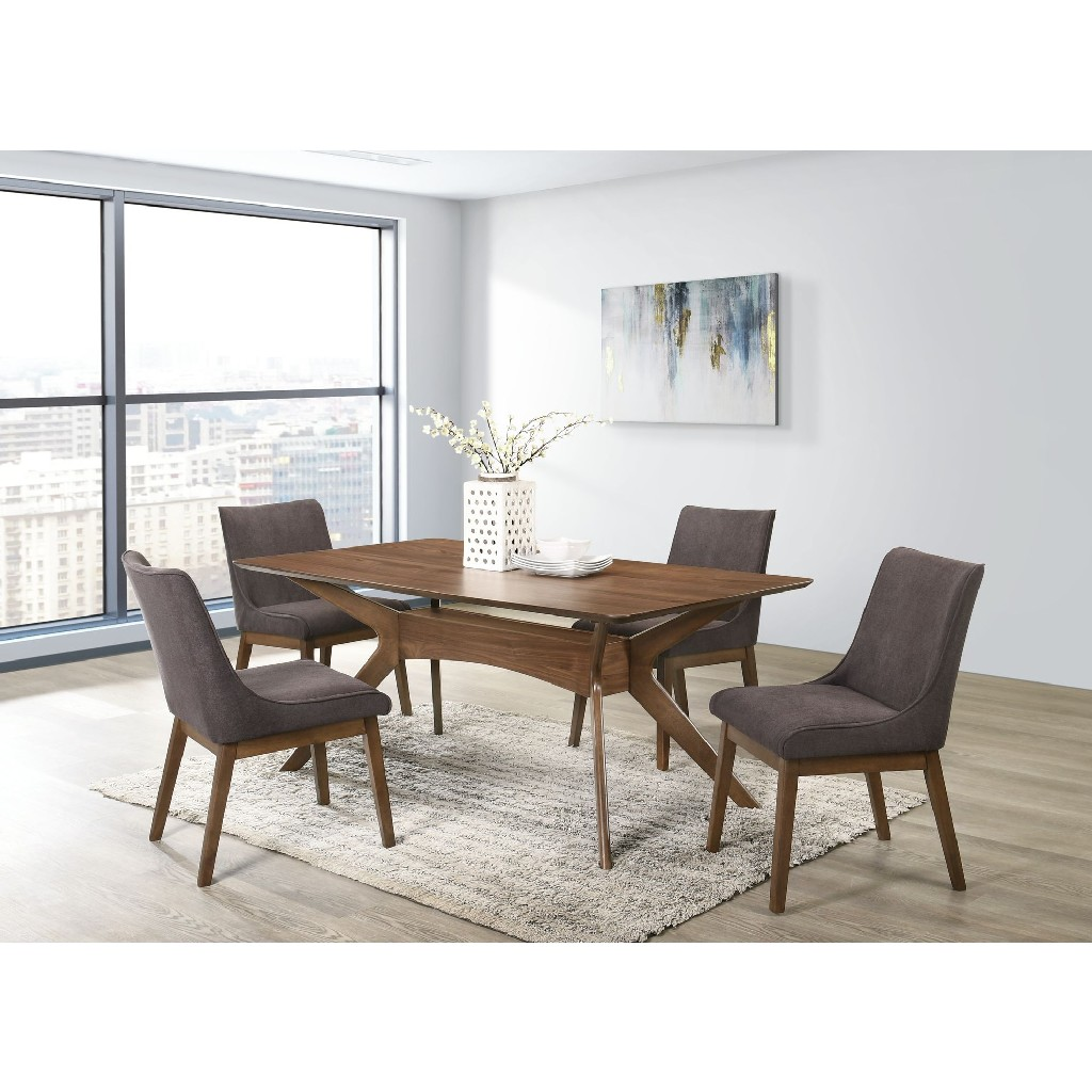 Picket House Furniture Dining Set Table Amr Chairs Photo