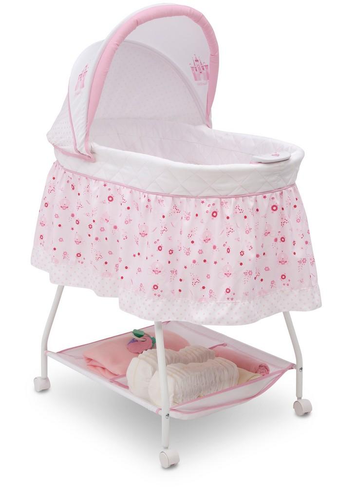 Disney Baby Ultimate Sweet Beginnings Bassinet Disney Princess - DT25022-2208