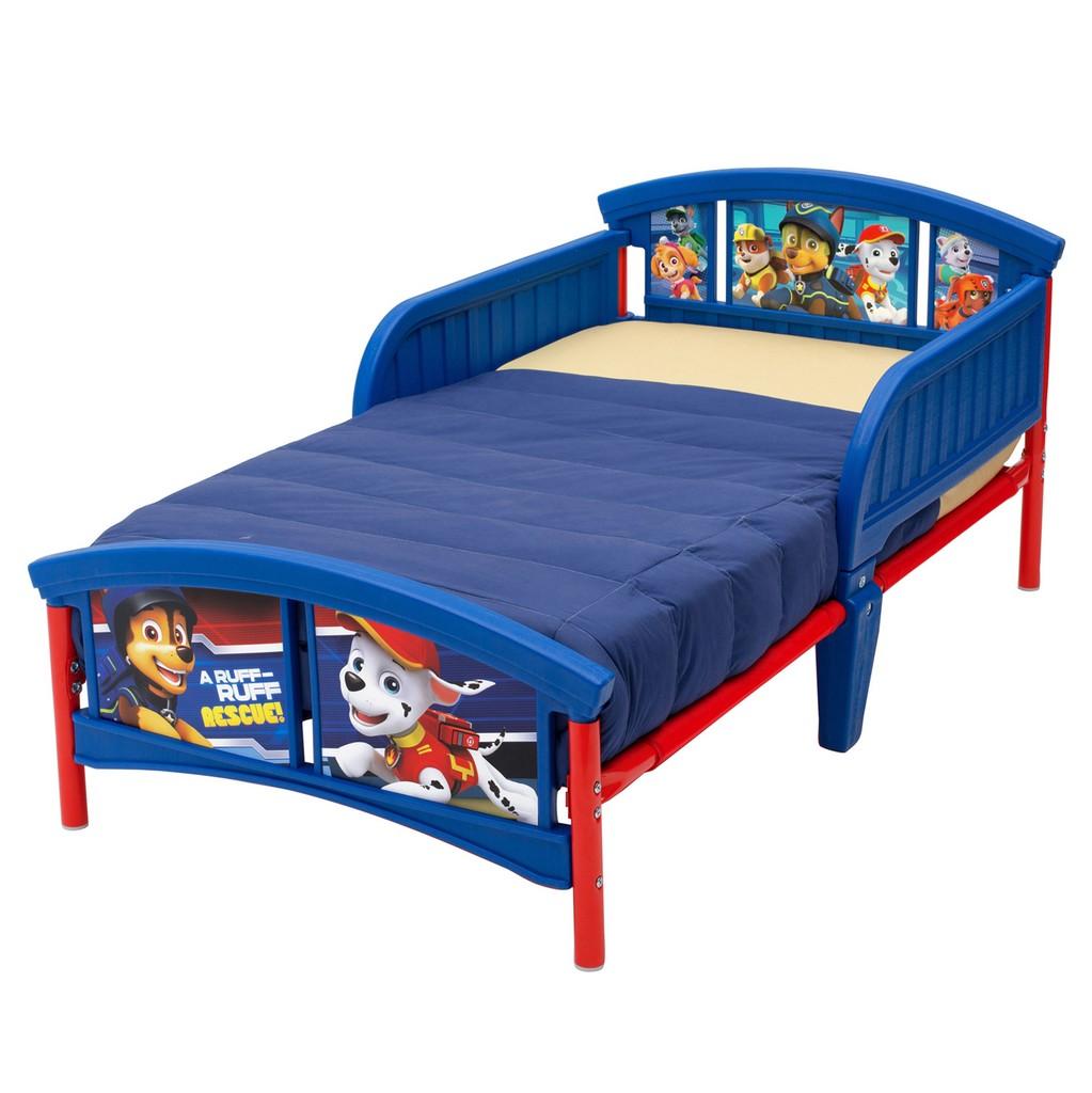 Delta Children Plastic Toddler Bed Nick Jr. PAW Patrol - DTBB86994PW-1121