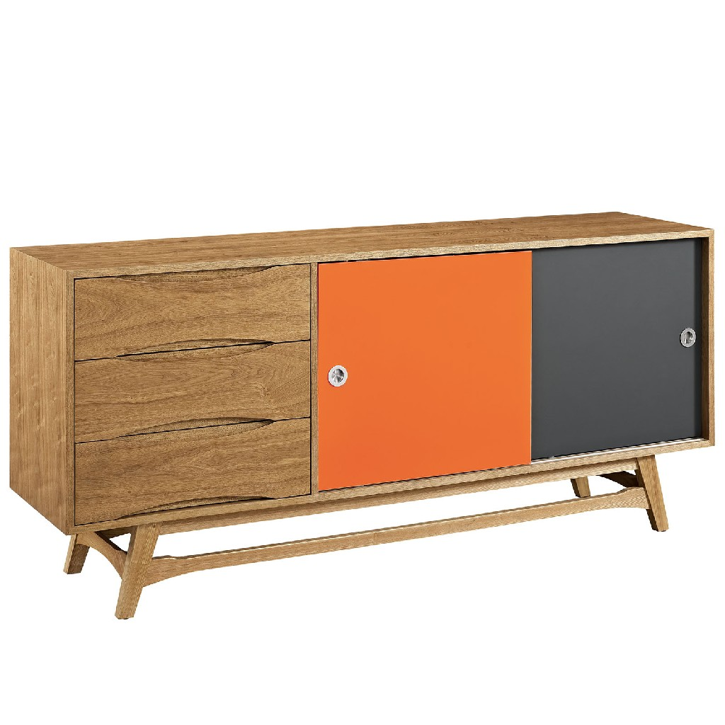 East End Concourse Console Table Nat