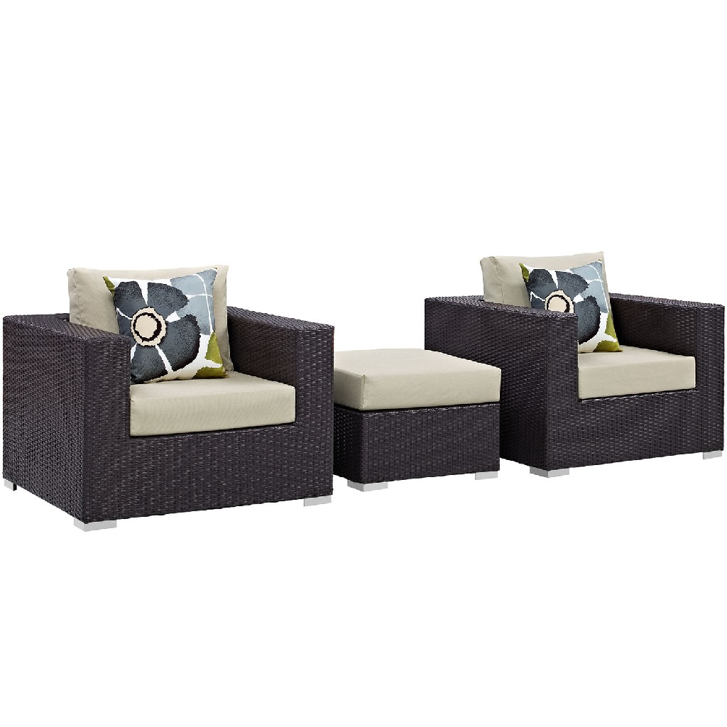 East End Outdoor Patio Sofa Set Exp Bei Set