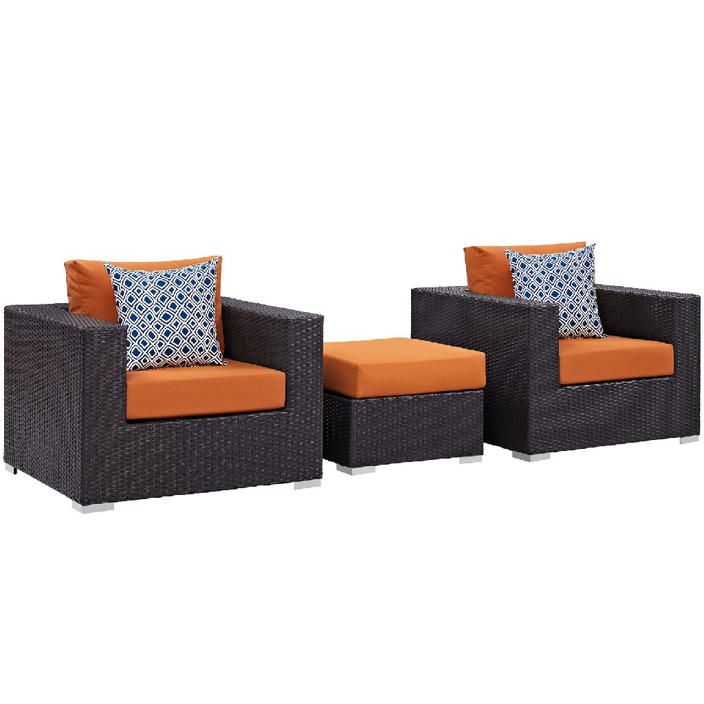 East End Outdoor Patio Sofa Set Exp Ora Set