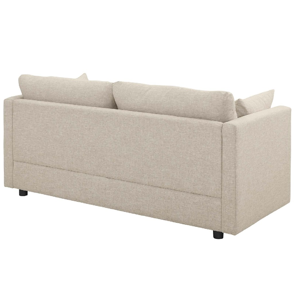 Activate Upholstered Fabric Sofa EEI-3044-BEI