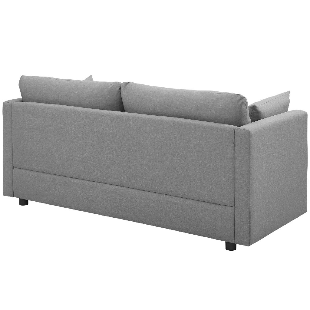 Activate Upholstered Fabric Sofa EEI-3044-LGR