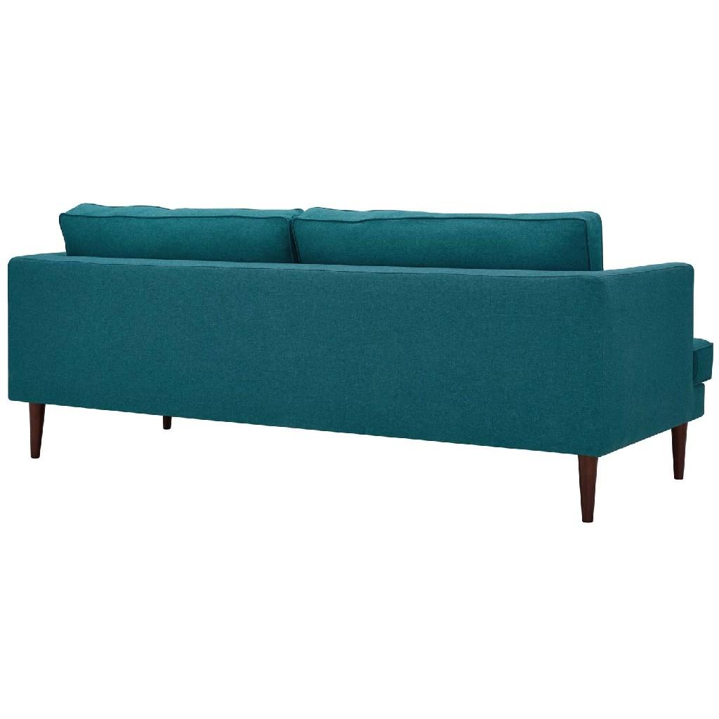 Agile Upholstered Fabric Sofa EEI-3057-TEA