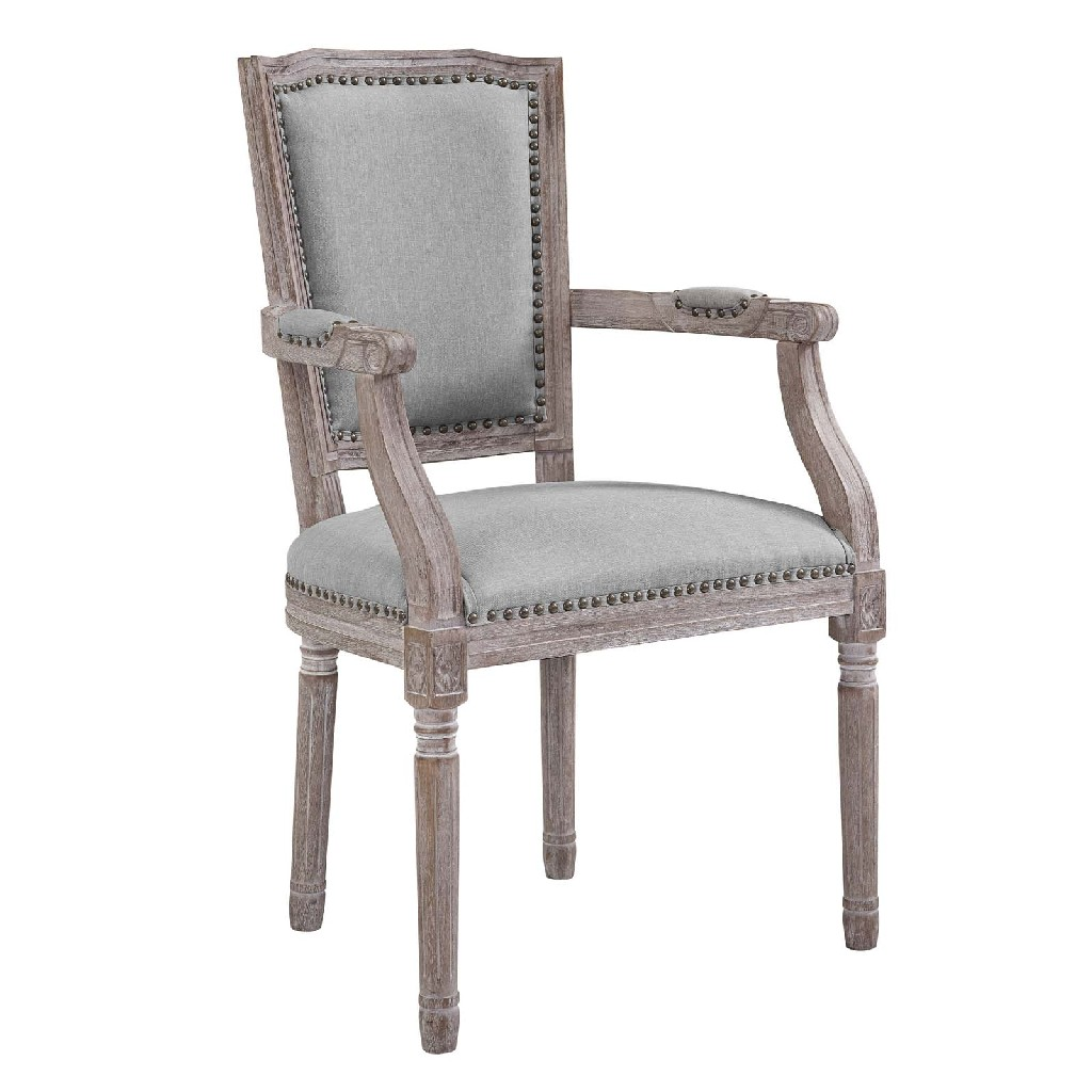 East End Imports Dining Armchair Upholstered