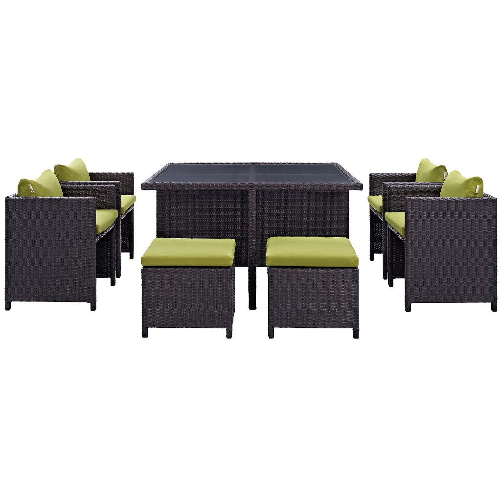East End Inverse Outdoor Patio Dining Set Exp Per