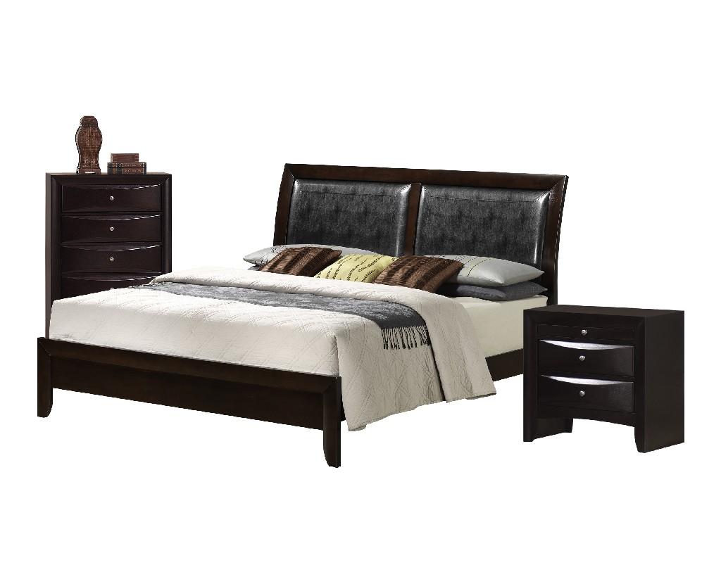 Picket House King Panel Bedroom Set