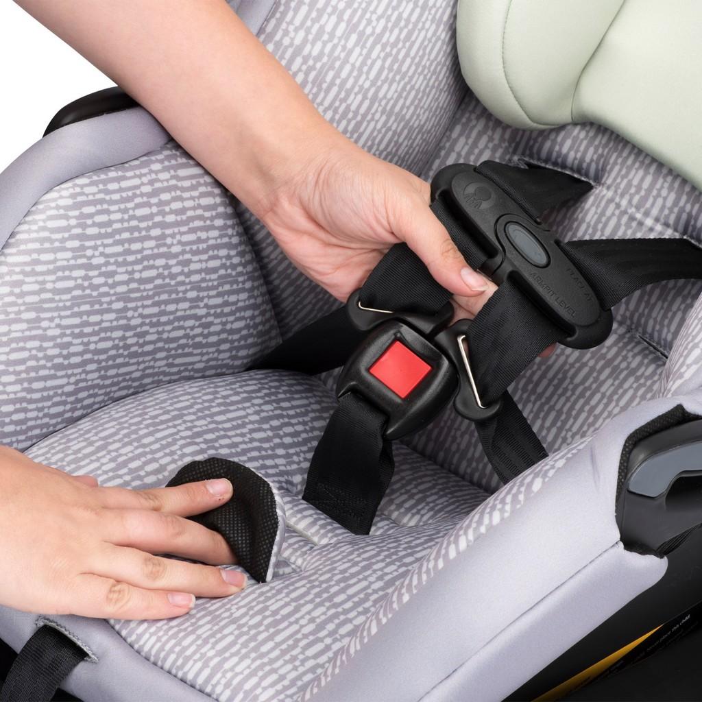 LiteMax Infant Car Seat, Bamboo Leaf Gray - EV30512061