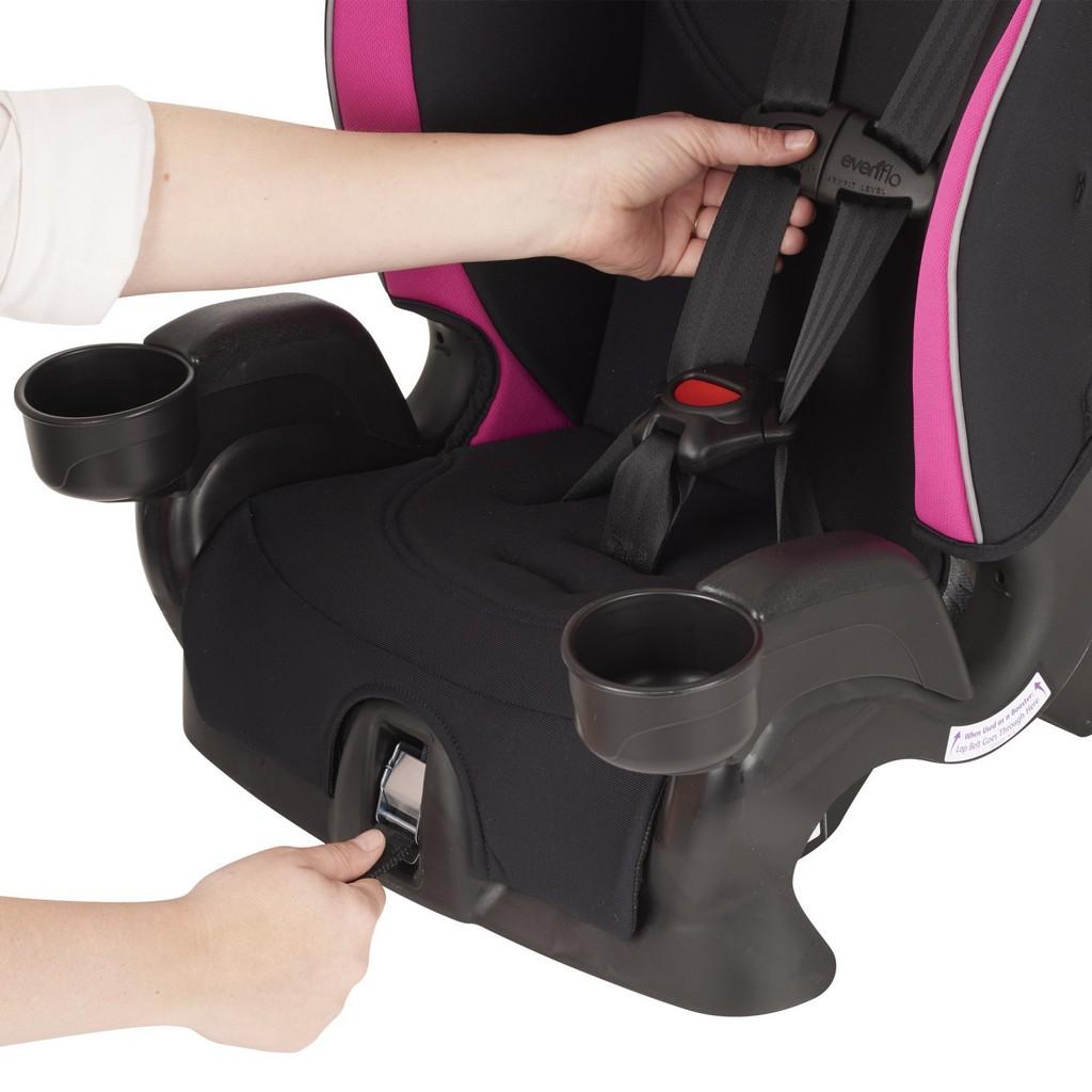 Chase LX Harnessed Booster Car Seat, Jayden - EV30612094