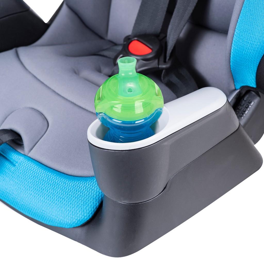 Maestro Sport Harness Booster Car Seat, Palisade Blue - EV34912366