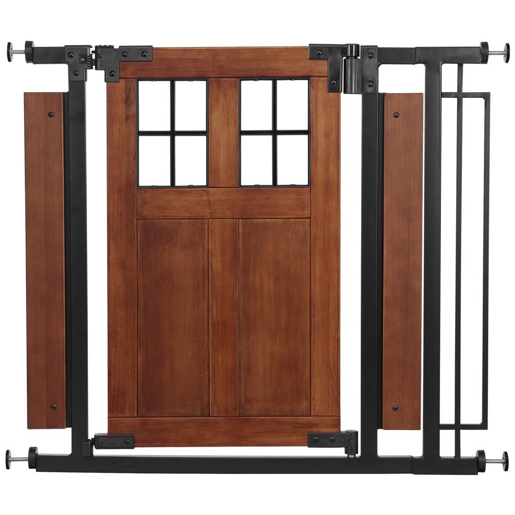Barn Door Walk-Thru Gate, Farmhouse Collection - EV4461000