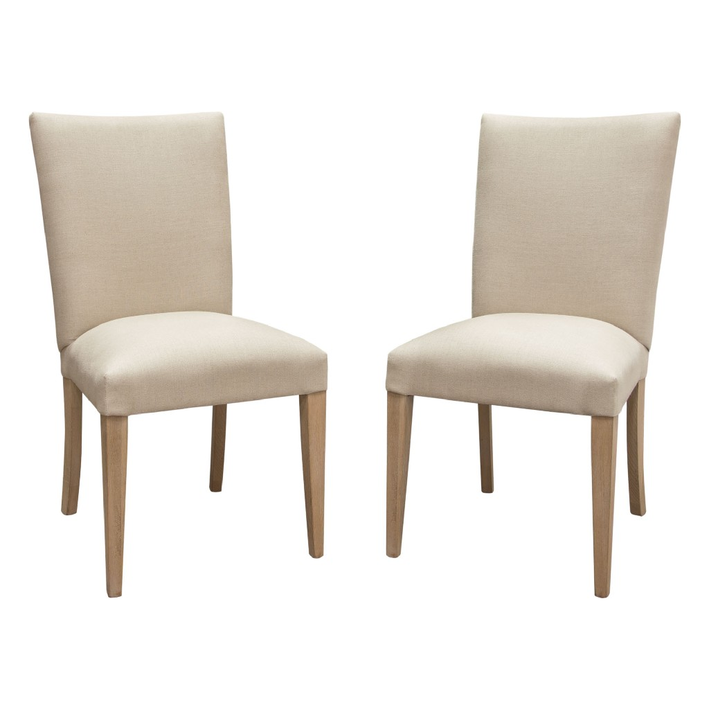 Two Dining Side Chairs
