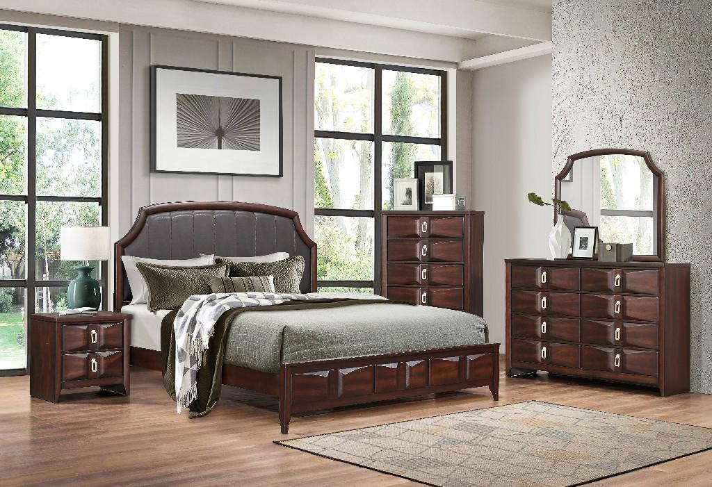 Myco Harrison King Bed