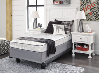 Ashley Sleep 6 Inch Bonell Full Mattress - Ashley Furniture M96321