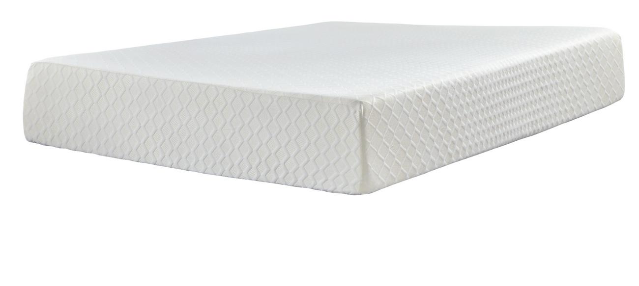 Ashley Sleep Chime 12 Inch Memory Foam King Mattress - Ashley Furniture M72741