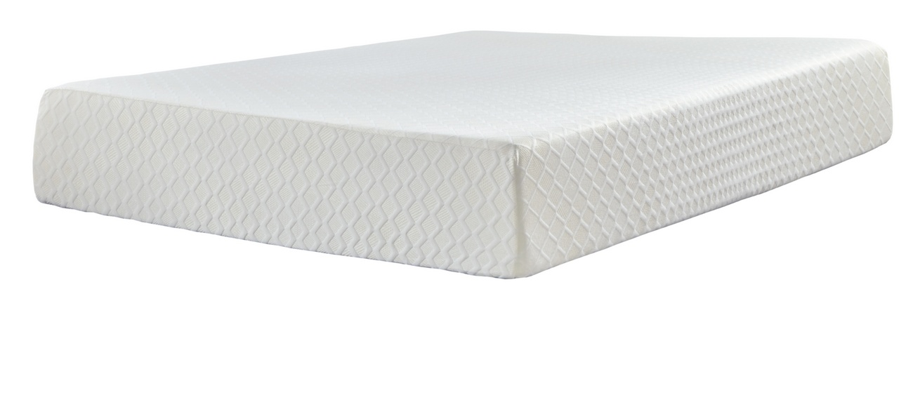 Ashley Sleep Chime 12 Inch Memory Foam Queen Mattress - Ashley Furniture M72731