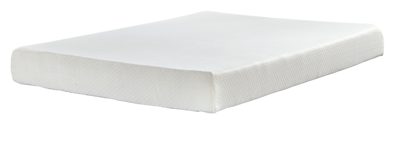 Ashley Sleep Chime 8 Inch Memory Foam Queen Mattress - Ashley Furniture M72631