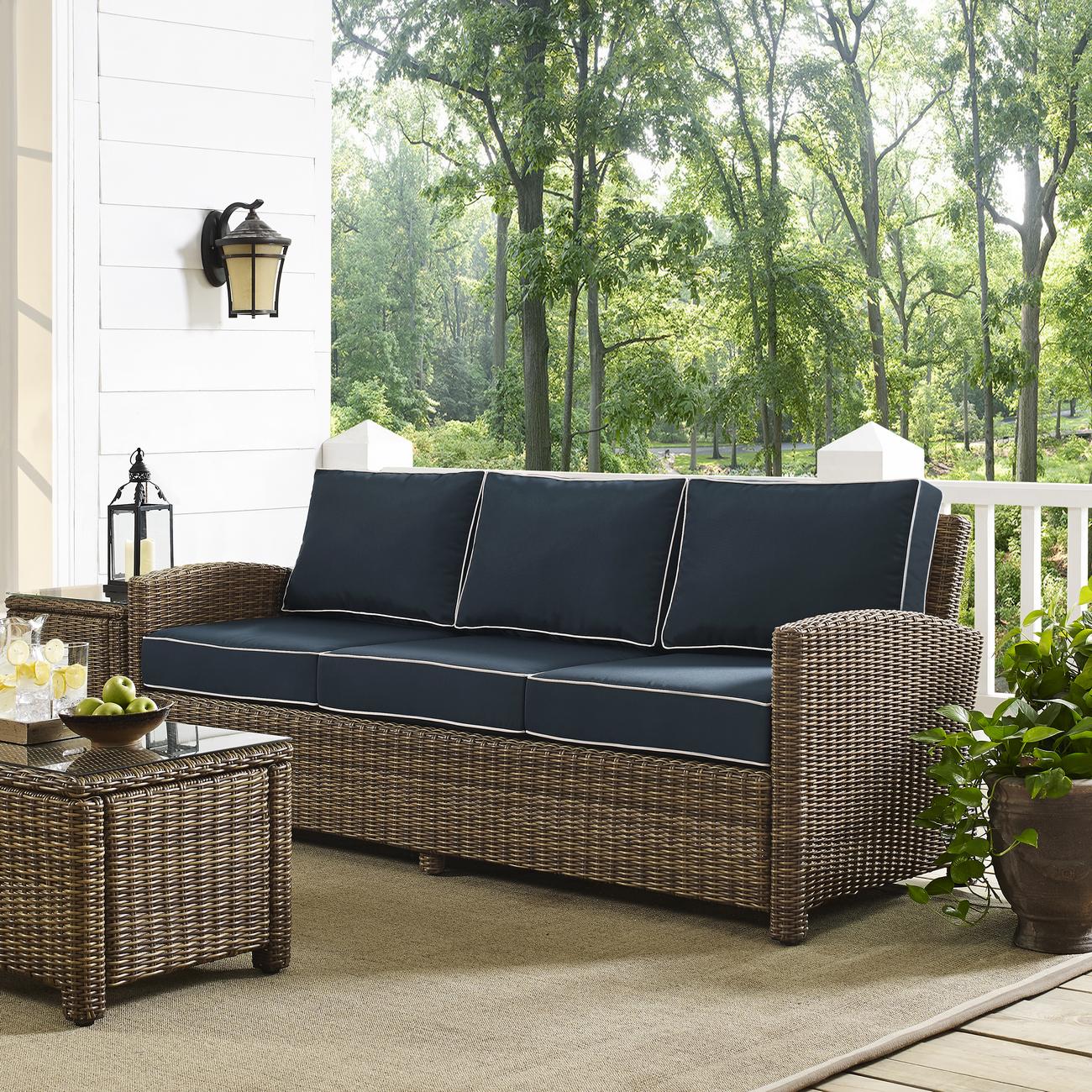 Crosley Brands Sofa