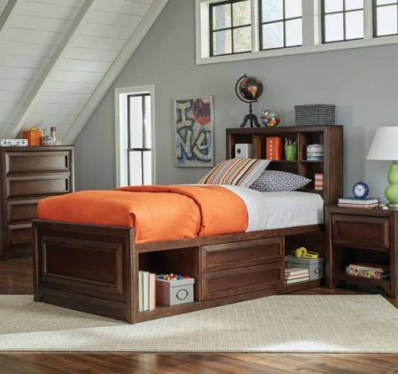 Coaster Greenough Transitional Twin Bed