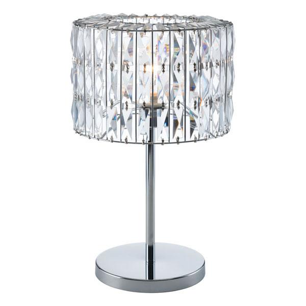 Modern | Chrome | Table | Lamp