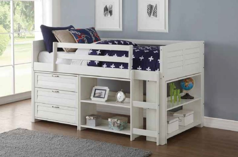 Donco Kids Furniture Low Twin Loft Photo