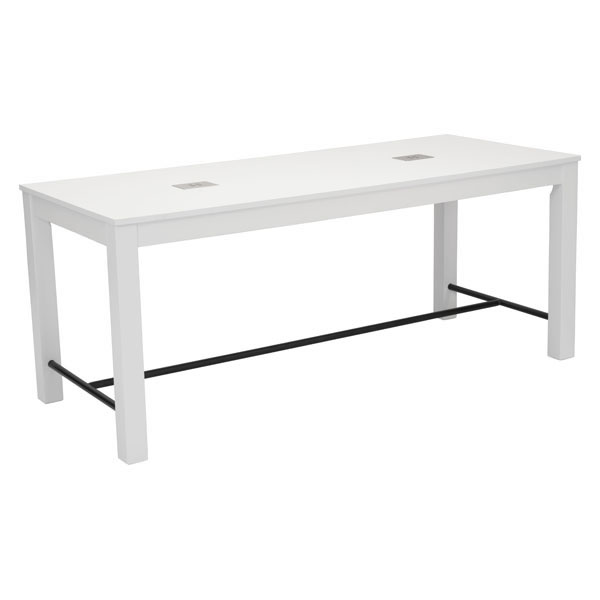 Zuo Odin Dining Table White