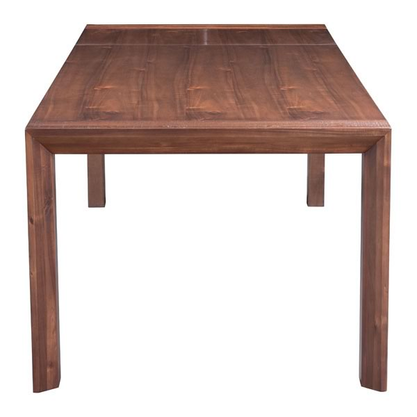 Zuo Perth Extension Dining Table Chestnut