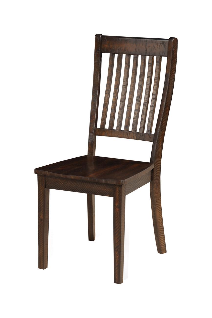Rustica Side Chairs (Set of 2) - Alpine Furniture 4122-C