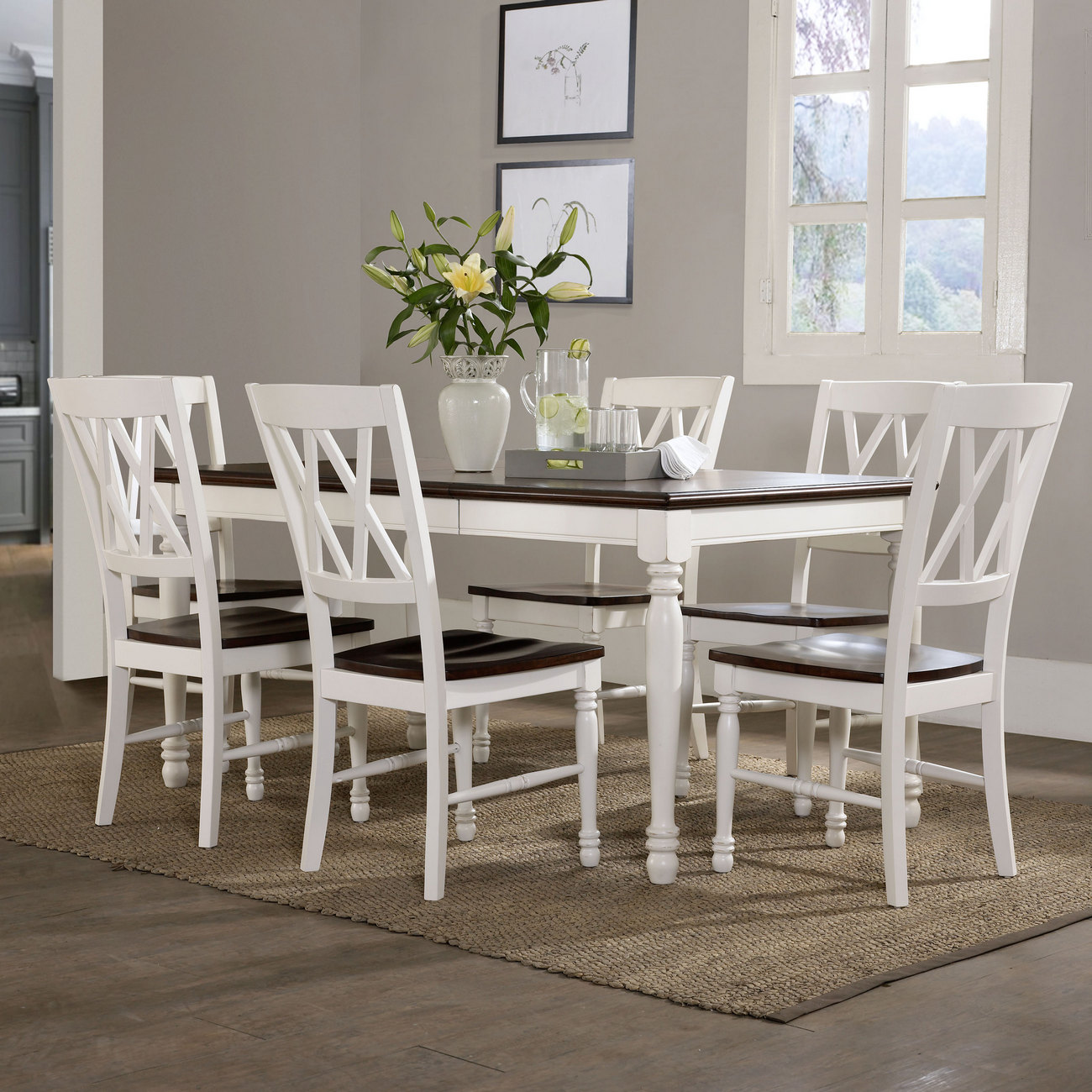Crosley Brands Dining Set