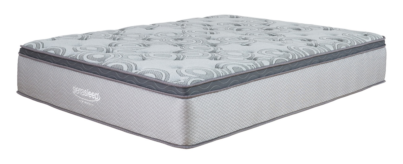 Sierra Sleep Augusta Queen Mattress - Ashley Furniture M89931