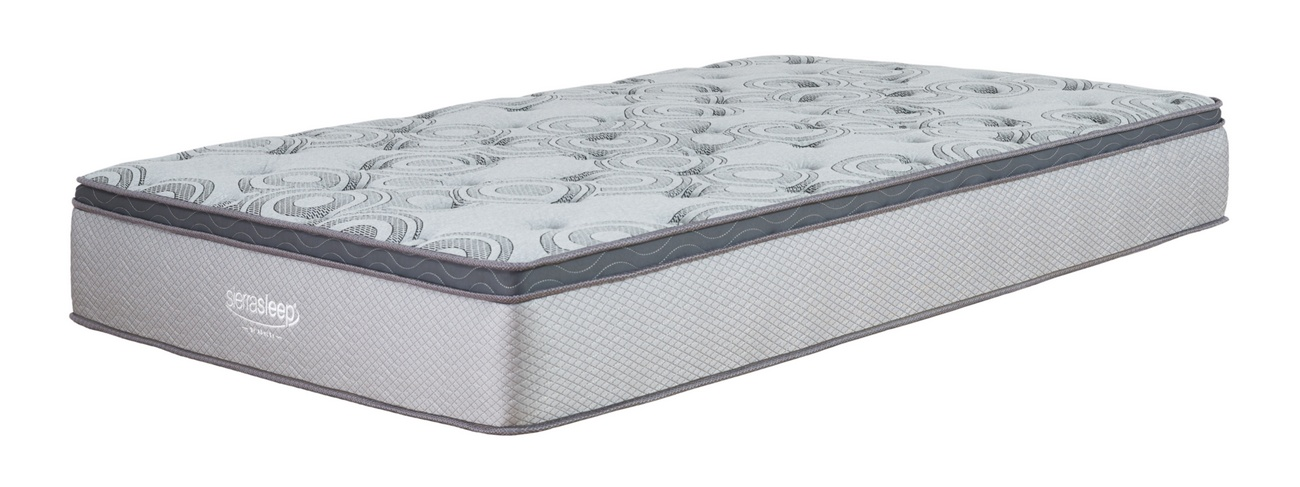 Sierra Sleep Augusta Twin Mattress - Ashley Furniture M89911