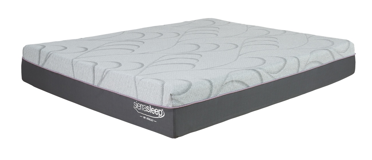 Sierra Sleep Palisades Queen Mattress - Ashley Furniture M89831