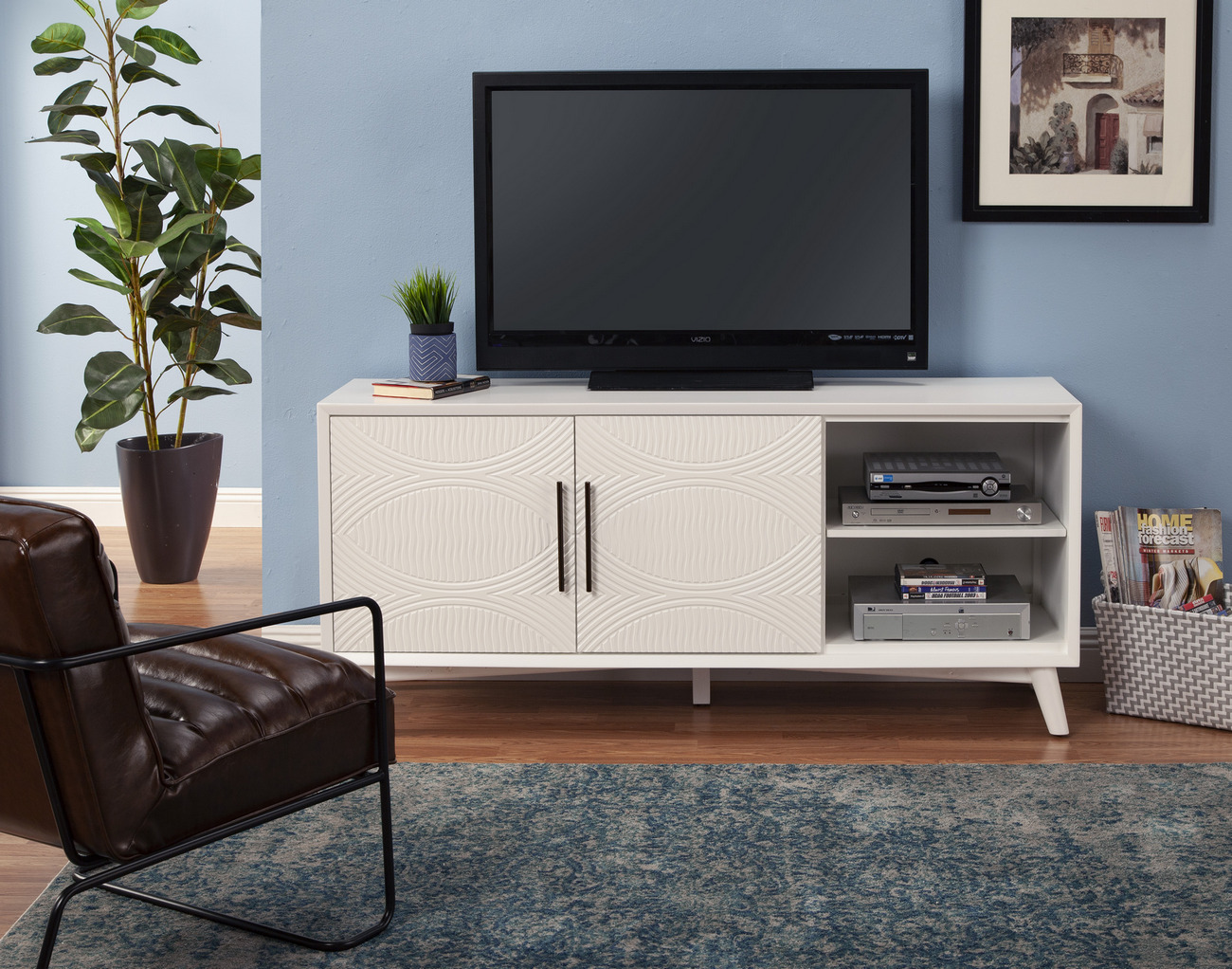 Alpine Tranquility Tv Console